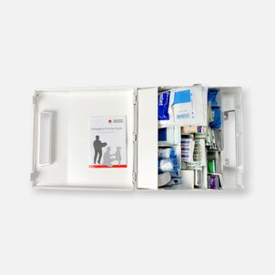 American Red Cross Family Bulk First Aid Kit, 114ct