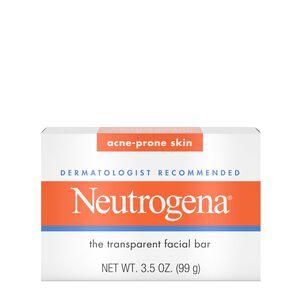 Neutrogena Acne Prone Skin Facial Bar, 3.5 oz