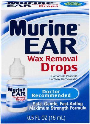Murine Ear Wax Removal Drops, 0.5 oz