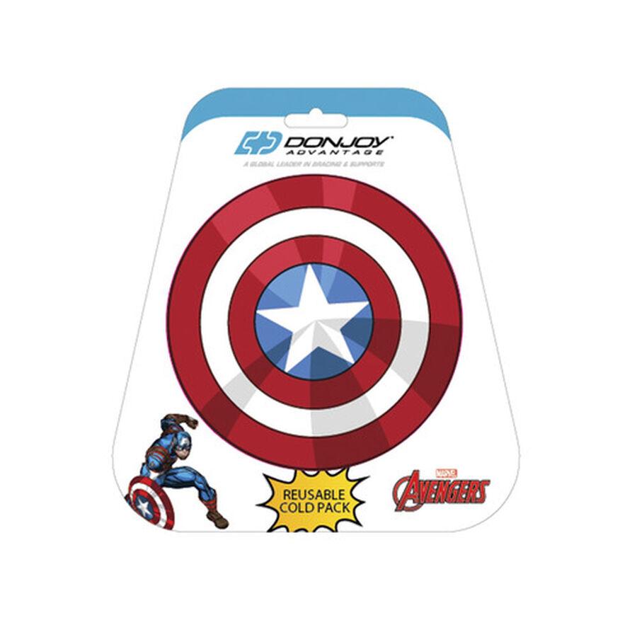 DonJoy Marvel Reusable Cold Pack - Captain America, , large image number 0