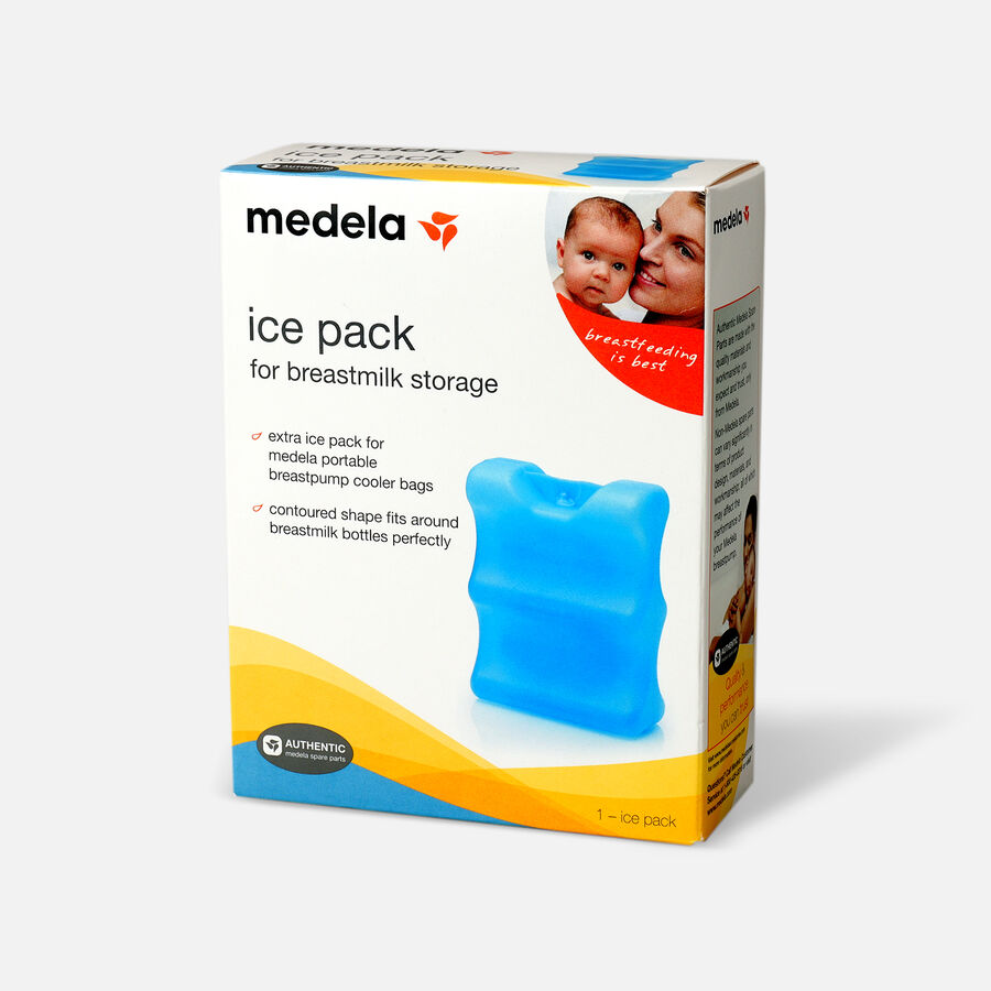 Medela Ice Pack for Freestyle® and Pump In Style® Advanced Breast Pump Coolers , , large image number 2