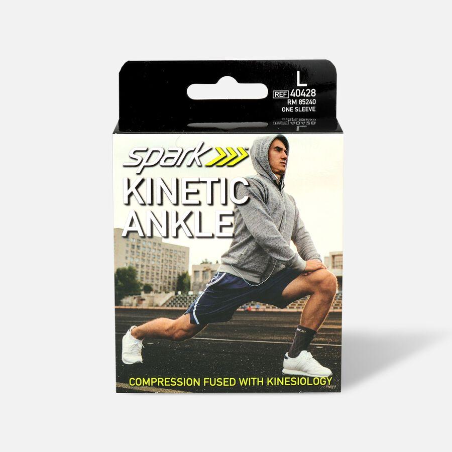 Spark Kinetic Compression Ankle Sleeve, , large image number 2