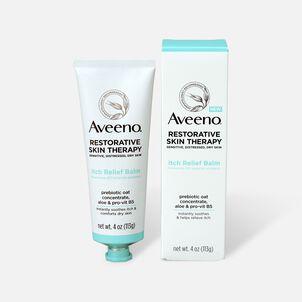 Aveeno Restorative Skin Therapy Itch Relief Balm, 4oz.