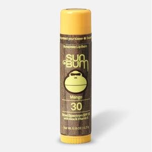 Sun Bum Lip Balm, SPF 30, Mango, .15 oz