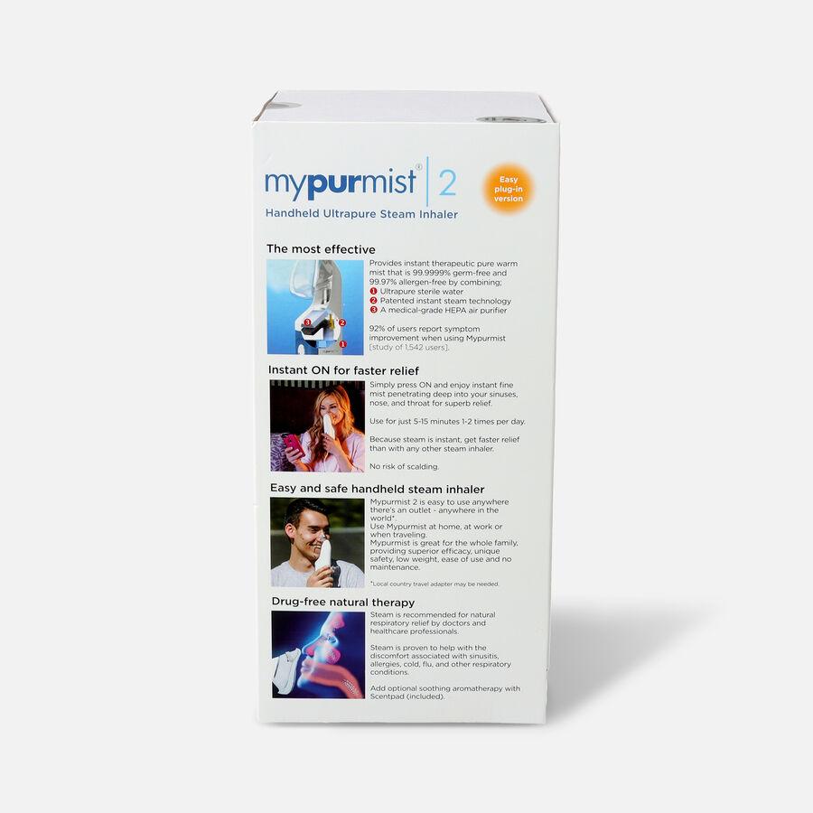 Mypurmist 2 Handheld Ultrapure Steam Inhaler, , large image number 4