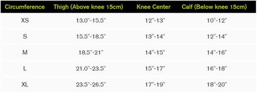 DonJoy Performance Webtech Knee Brace, Black, , large image number 7