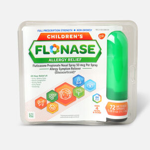 Flonase Children's Allergy Relief Nasal Spray, 72 ct