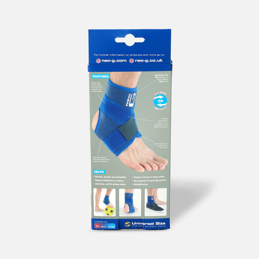Neo G Figure of 8 Ankle Brace, One Size, , large image number 1