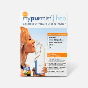 MyPurMist Free Cordless Ultrapure Steam Inhaler