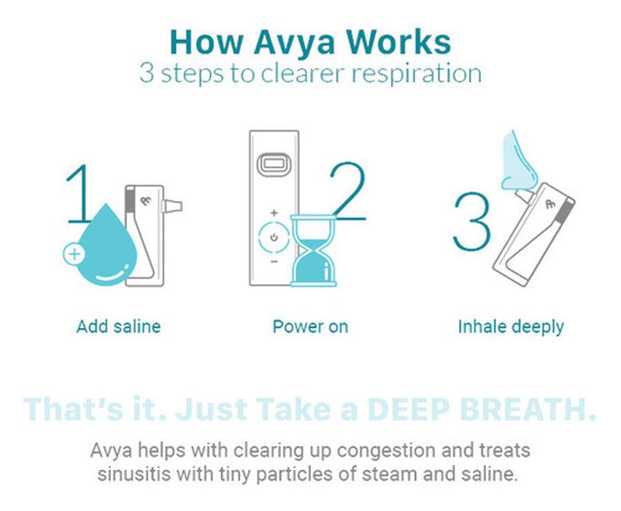 Avya Portable Steam Inhaler, , large image number 9