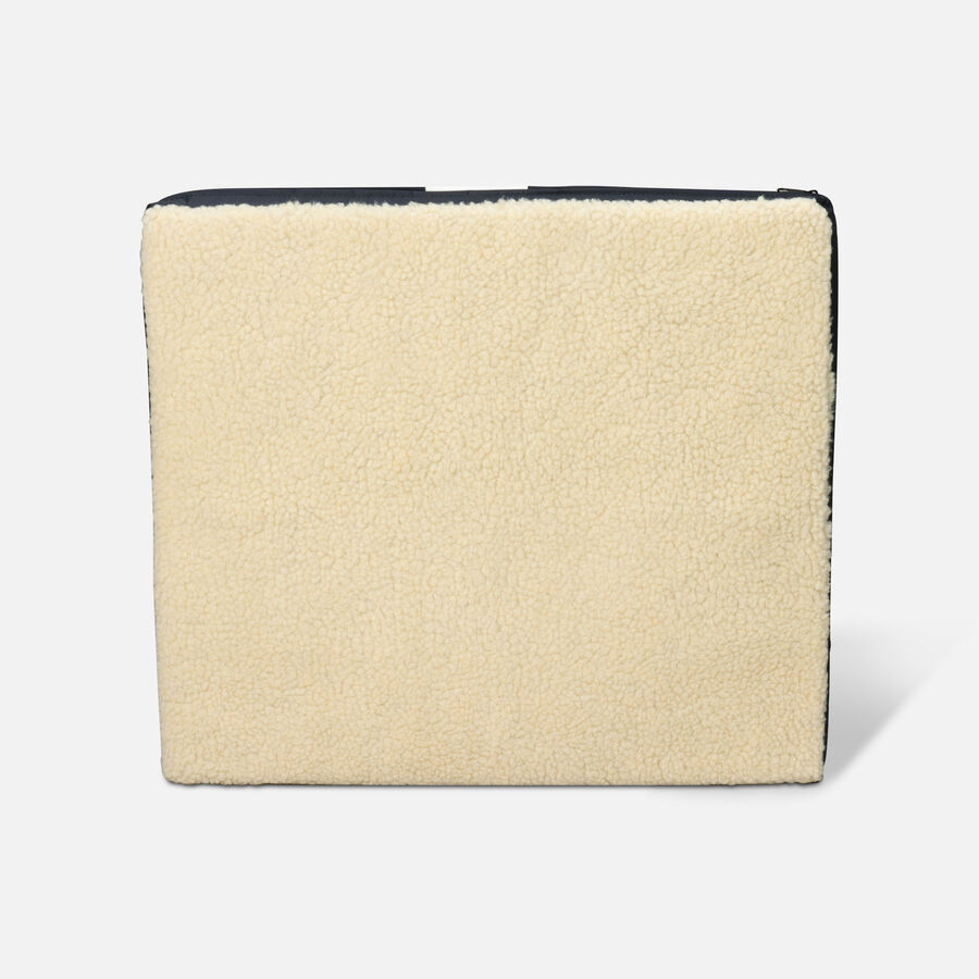 """Caring Mill™ Gel Cushion with Fleece Cover – 18"""" x 16"""" x 3"""", , large image number 2"""