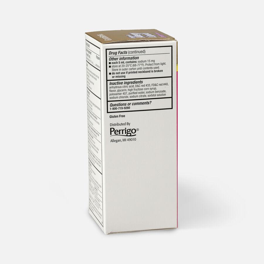GoodSense® Children's Allergy Liquid for Allergy Relief, Cherry Flavor, 4 fl oz, , large image number 3