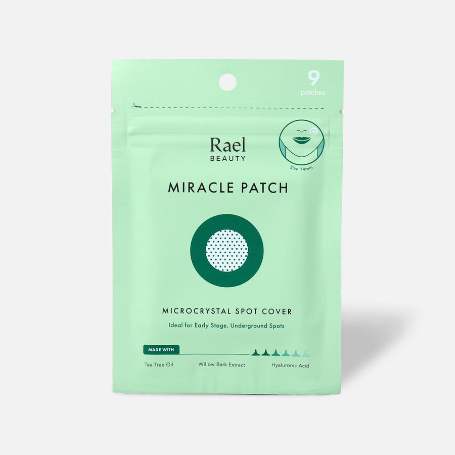 Rael Beauty Miracle Patch Microcrystal Spot Dot - 9ct, , large image number 0