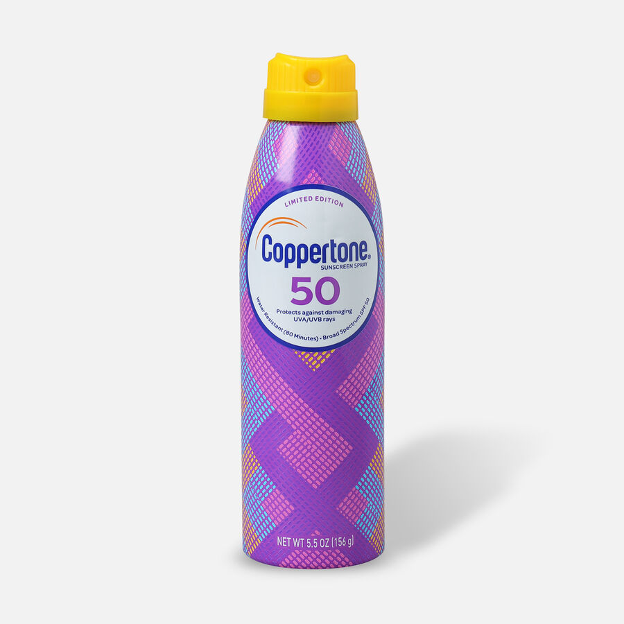 Coppertone Ultra Guard Continuous Spray SPF 50, 5.5 oz, , large image number 0