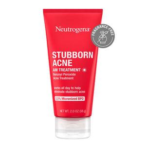 Neutrogena Stubborn Acne AM Treatment, 2oz