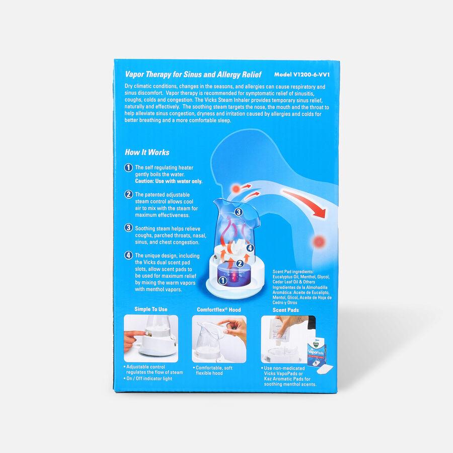 Vicks Personal Steam Inhaler V1200, 1 ea, , large image number 2