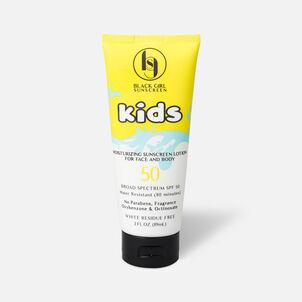 Black Girl Sunscreen for Kids, Broad Spectrum, SPF 50, 3 oz