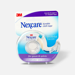 """Nexcare First-Aid Durable Cloth Tape 3/4"""" x 6yds - 1ct"""