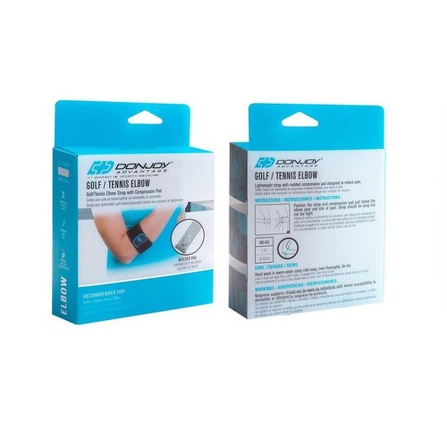 DonJoy Advantage Golf/Tennis Elbow, One Size, , large image number 1