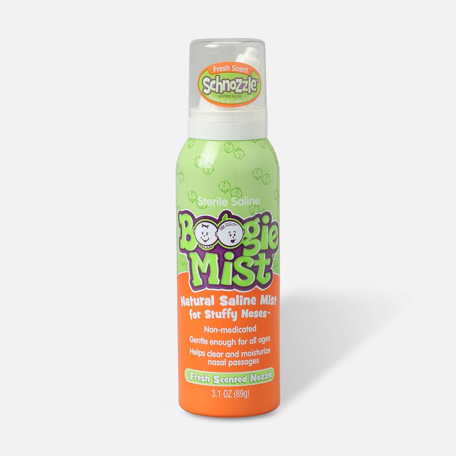 Boogie Gentle Saline Nasal Mist Fresh Scent 3oz, , large image number 0