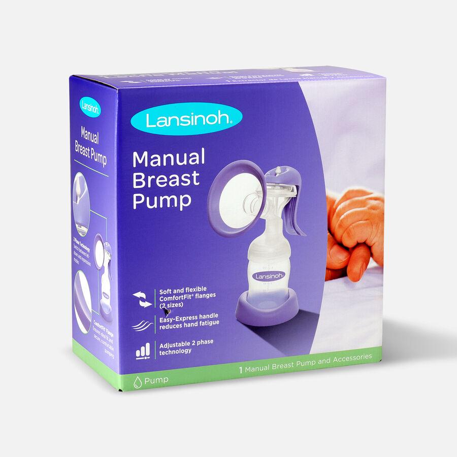 Lansinoh Manual Breast Pump, , large image number 4