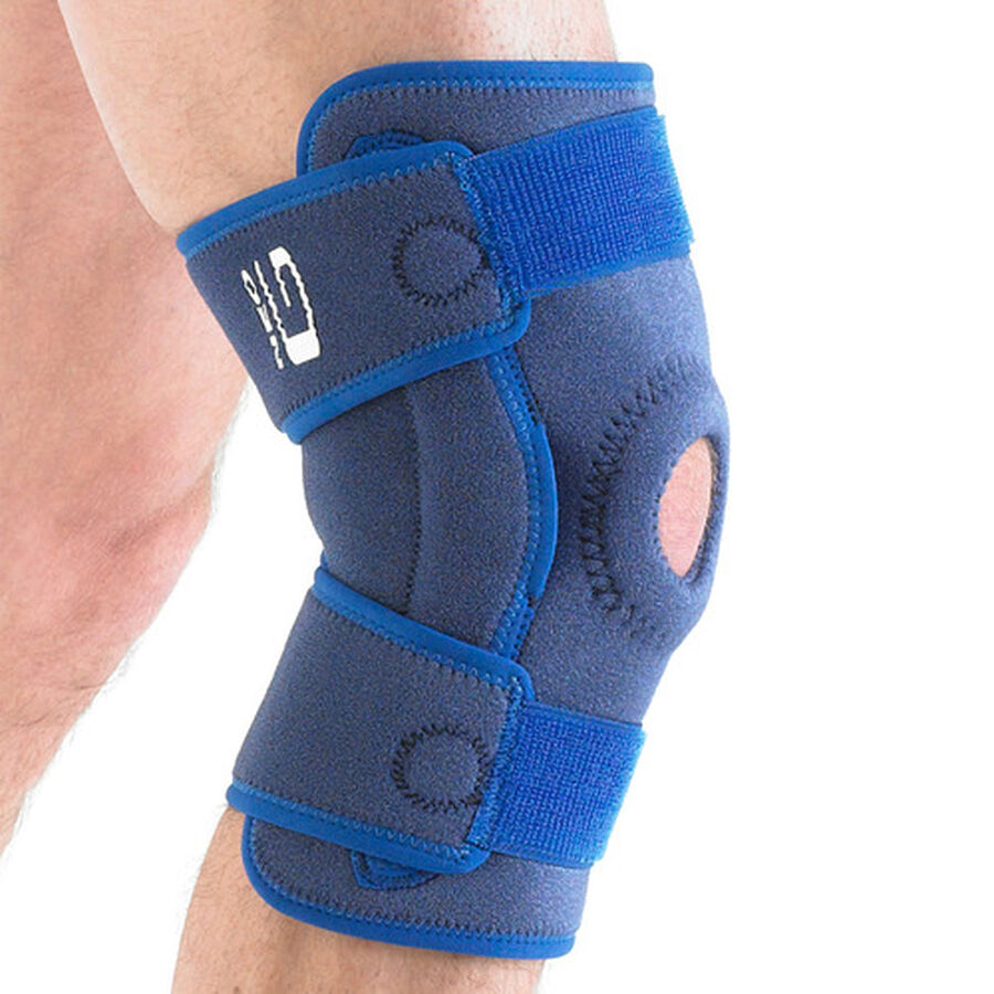 Neo G Hinged Open Knee Support, One Size, , large image number 5