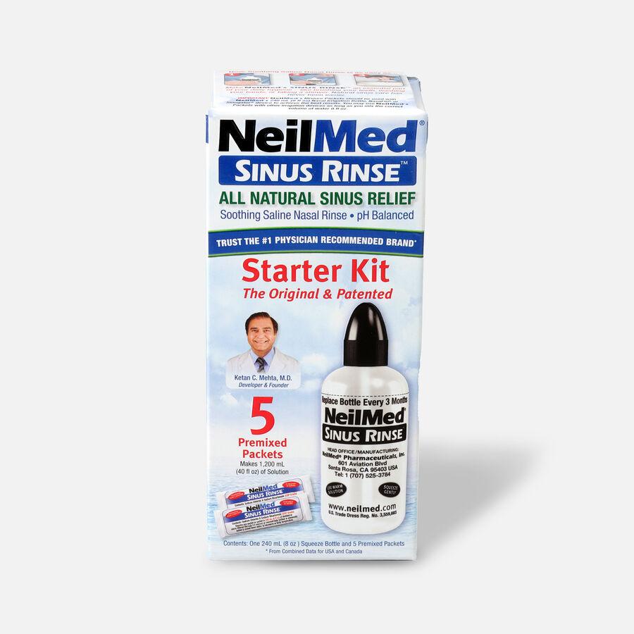 NeilMed Sinus Rinse Regular Bottle Kit, 1 kit, , large image number 0