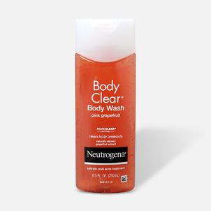 Neutrogena Body Clear Pink Grapefruit Body Wash, 8.5oz