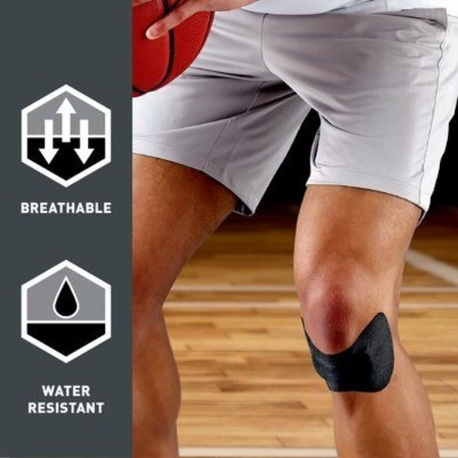 ACE Kinesiology Knee Support, , large image number 4