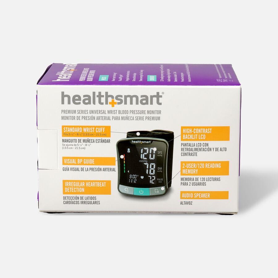 HealthSmart Premium Wrist Digital Blood Pressure Monitor, , large image number 1