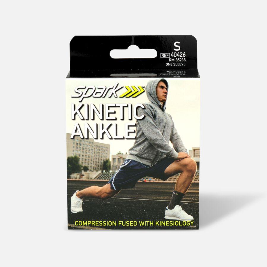 Spark Kinetic Compression Ankle Sleeve, , large image number 0