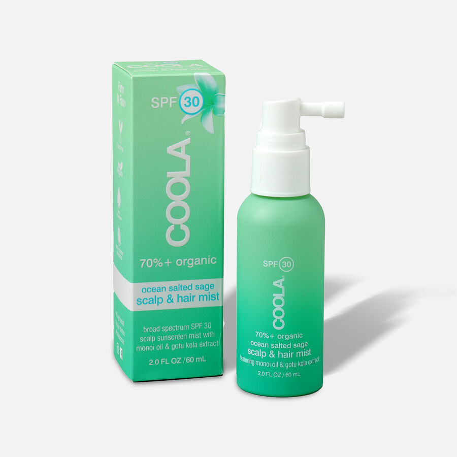 Coola Organic Scalp & Hair Mist, SPF 30, 2oz., , large image number 0