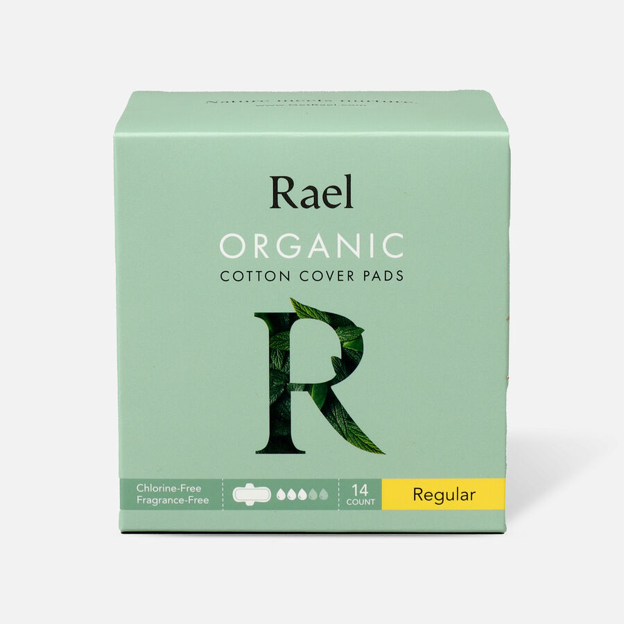 Rael Organic Cotton Cover Pads, , large image number 3