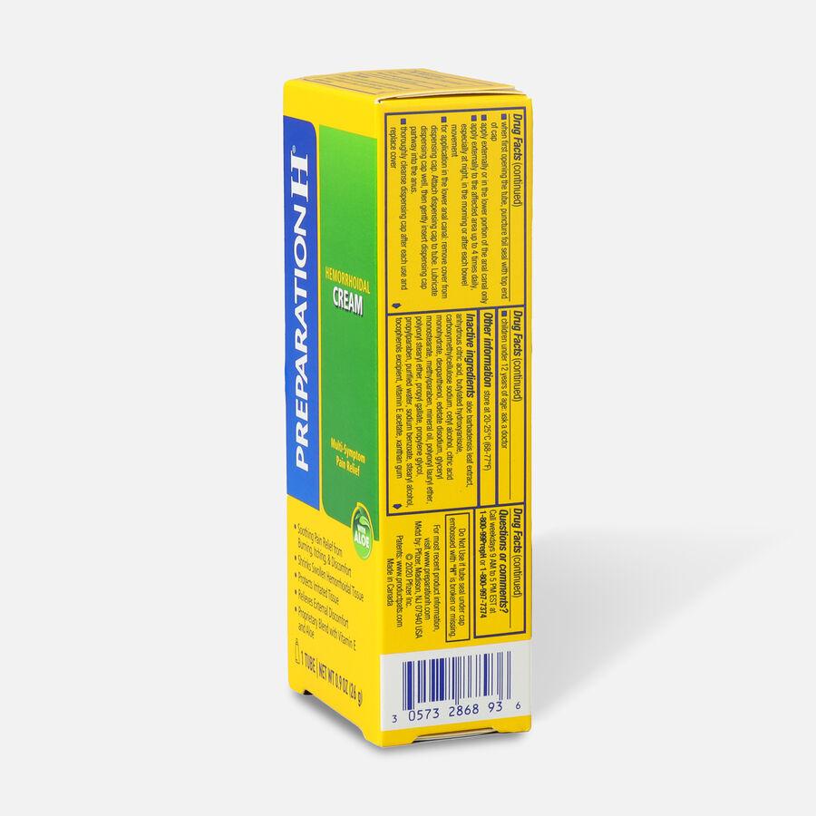 Preparation H Multi-Symptom Pain Relief Cream, .9 oz, , large image number 2