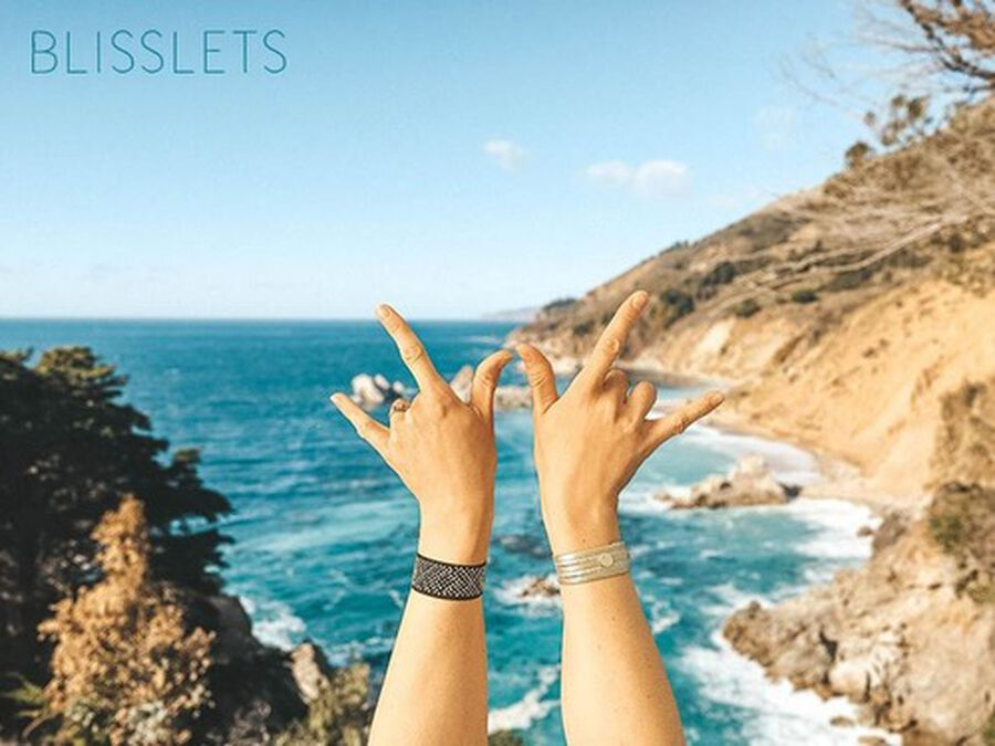 Blisslets Ana Nausea Relief Bracelets - Large, , large image number 5