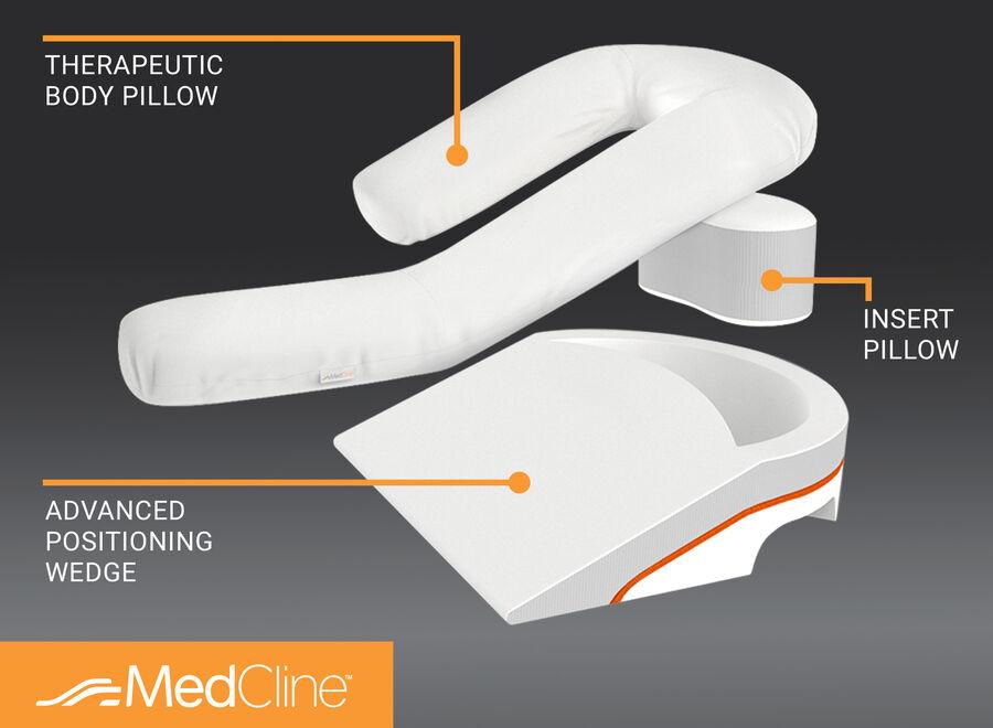 "MedCline Acid Reflux Relief System, Medium, Height 5' 5"" - 5' 11"", , large image number 1"