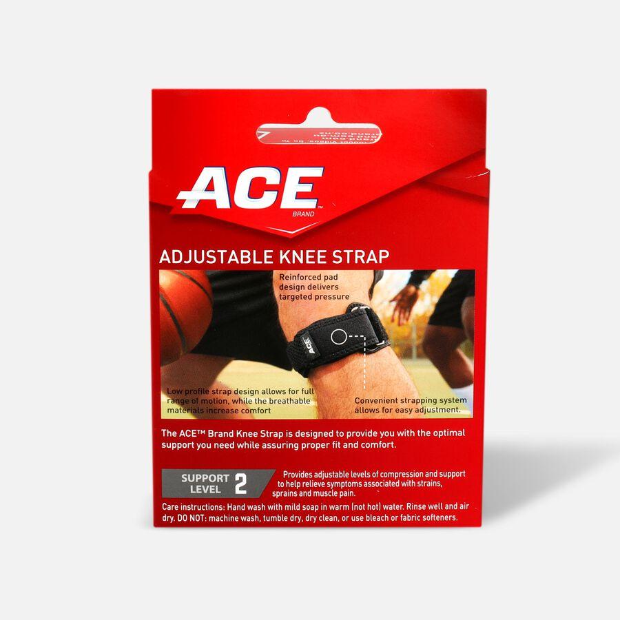 ACE Adjustable Knee Strap, , large image number 1