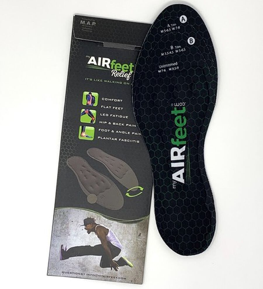 Airfeet Relief Insole, S/M, , large image number 2