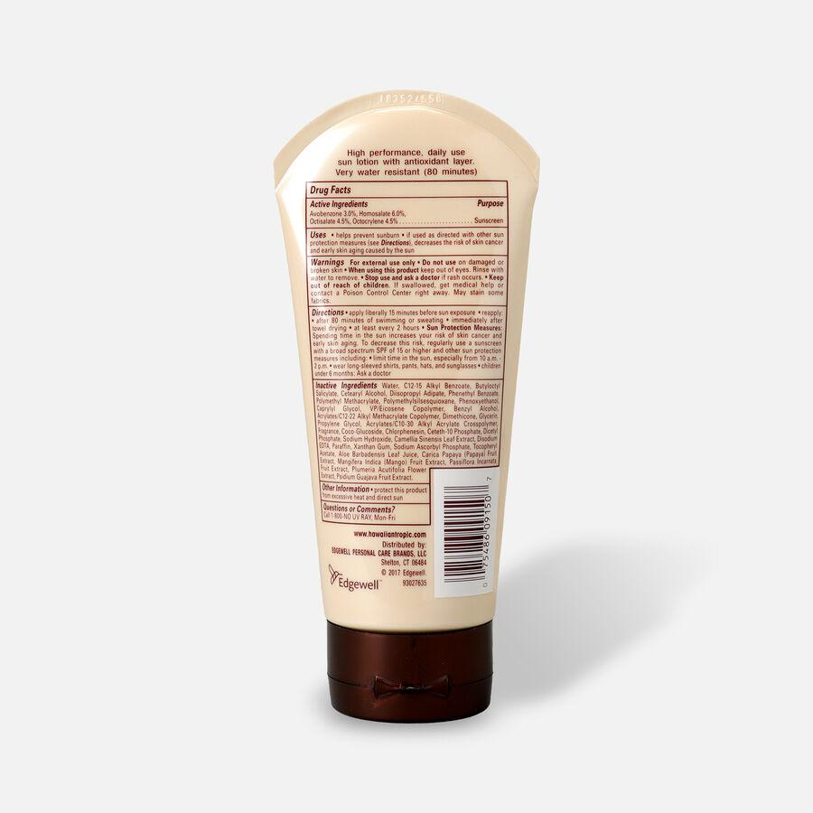 Hawaiian Tropic Antioxidant+ Sunscreen Lotion, 6oz., , large image number 1