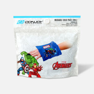 DonJoy Advantage Marvel Reusable Cold Pack, the Avengers