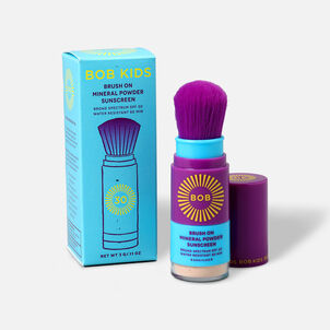 Brush on Block Kids Mineral Suncreen Powder, SPF 30