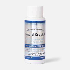 Mini Liquid Crystals Denture and Oral Appliance Soak Cleanser, 3 ct
