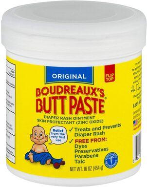 Boudreaux's Original Butt Paste, 16 oz., Jar