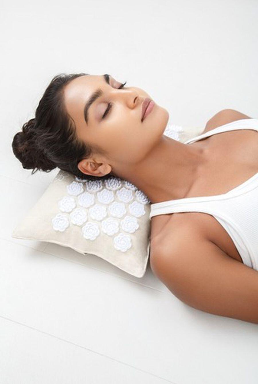 Kanjo Aroma Mint Acupressure Pillow, , large image number 3