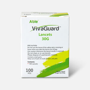 VivaGuard Lancets (100 count)