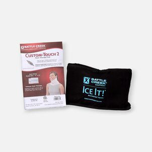 Battle Creek Neck Pain Kit 2.0  with Electric Moist Heat and Cold Therapy