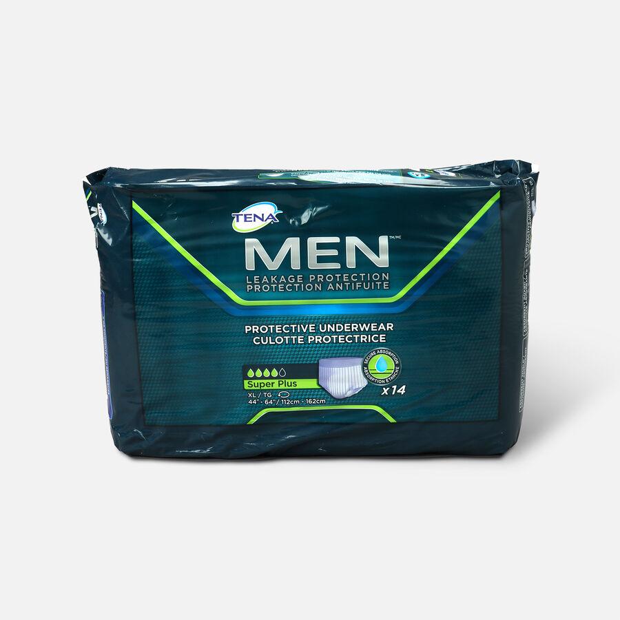 Tena Men Heavy Protection Underwear, Super Plus, , large image number 0