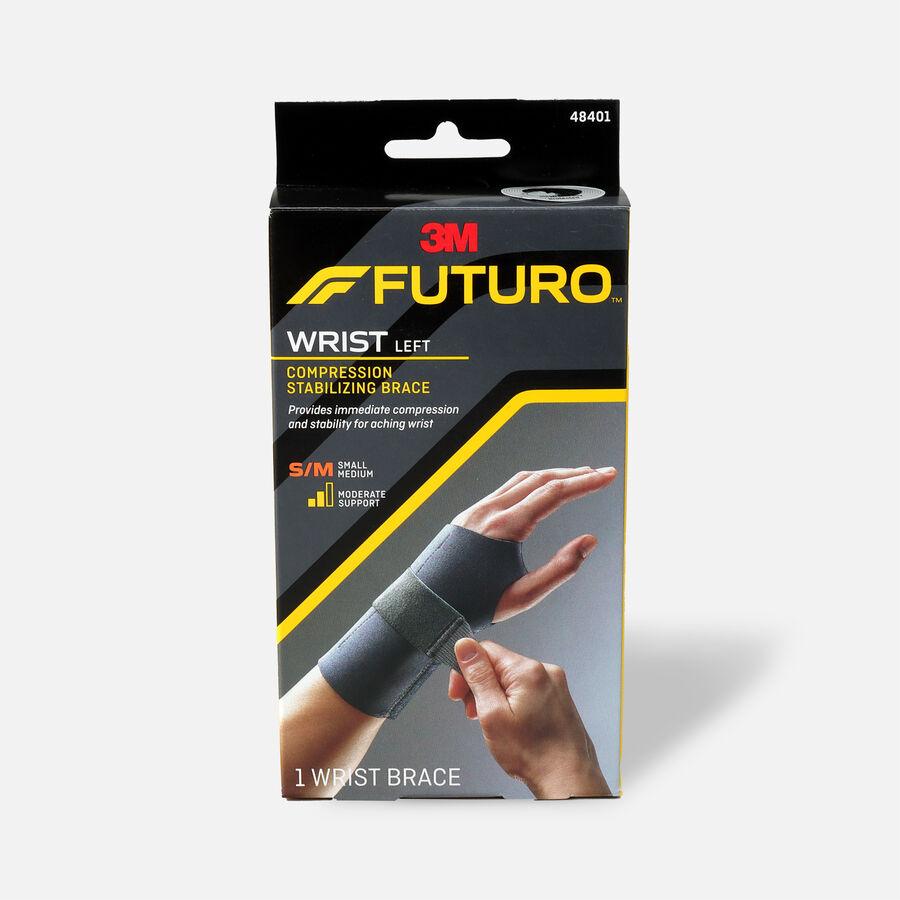 FUTURO Energizing Wrist Support, Left, S/M, , large image number 0