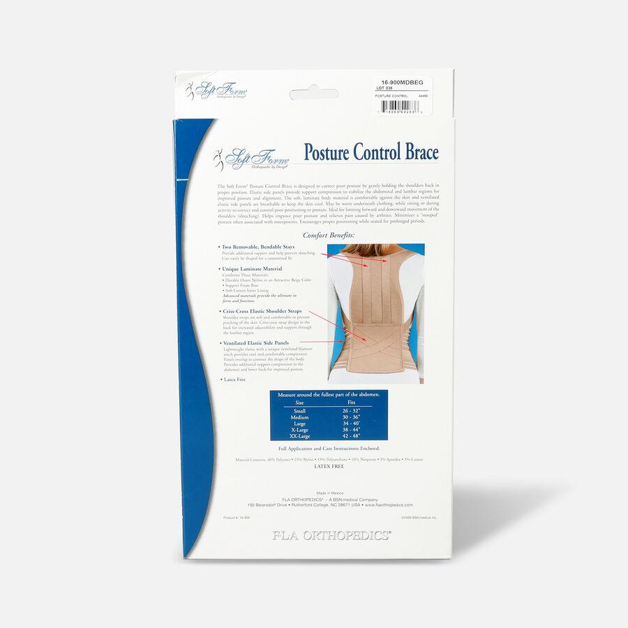 "Fla Orthopedics SoftForm Posture Control Brace Medium 30/36"", , large image number 1"
