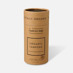 Tampon Tribe Organic Cotton Applicator Tampons